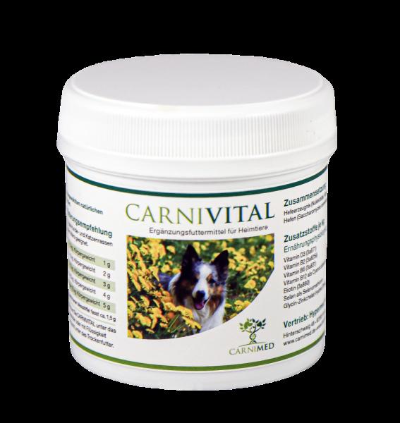 CarniVital - Vitalstoffbooster für Körper und Psyche